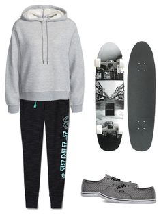 """""""Quick Trip"""" by futurecelebrity on Polyvore featuring T By Alexander Wang, Vans, women's clothing, women, female, woman, misses and juniors"""