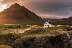 Mt. Stapafell, Iceland. My website: www.robertomelotti.net