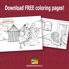 100+ Bible coloring pages   FREE download.