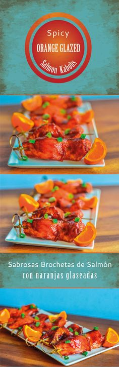 """Here's a quick and delicious way to freshen up your next recipe if the spices you normally use are tasting a little """"stale."""" And the good thing about this marinade is that it is versatile and can be used on other proteins and vegetables alike.  Guarantee you'll love it and incorporate it into your weekly meal prep. #fitmencook #fitwomencook #salmon #kabob #healthy"""
