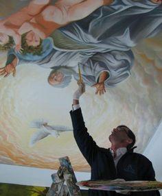 Resultado de imagem para principais pintores ARTE SACRA