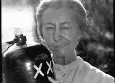 Granny and her moonshine from The Beverly Hillbillies
