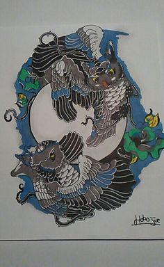 Tat drawling from hobojoe