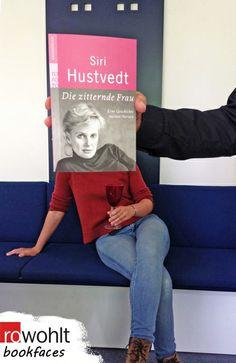 Ein Gläschen Wein zum #Bookface mit Siri Hustvedt