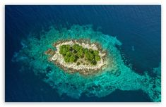 Low Cost Insurance Plan For The Welfare Of Your Loved Ones Croatian Islands - Gracious, Affable And Welcoming Beach Wallpaper, More Wallpaper, Ocean Canvas, Canvas Wall Art, 8k Ultra Hd, Croatian Islands, Island Pictures, Nature Beach, Nature View