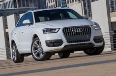 Confirmed: 2015 Audi Q3 Small Crossover Headed to America
