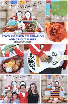 The latest Disney Pixar release is here! COCO is a beautiful movie that will capture your heart from beginning to end! Create a Family celebration complete with DIY decor, activities and delicious dishes!