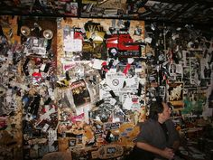 CBGB another wall...