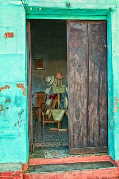 Photograph Trinidad Shop, Cuba by Rory McDonald on 500px