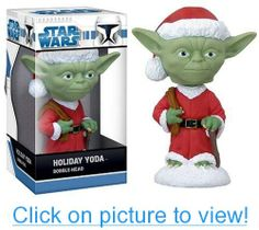 Star Wars Yoda Holiday Mini Wacky Wobbler #Star #Wars #Yoda #Holiday #Mini #Wacky #Wobbler