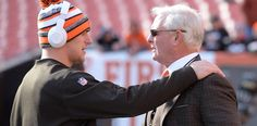 Jimmy Haslam comments on Johnny Manziel, Josh Gordon and the state of the Cleveland Browns.