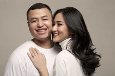 Classy And Timeless Pre-Wedding Studio Session - 005