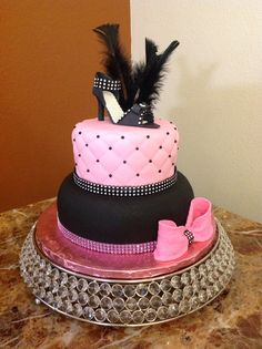 Diva cake via Craftsy Party ideas Pinterest Diva cakes
