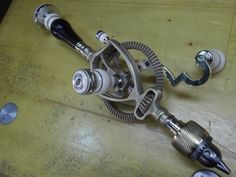 hand drill made by me