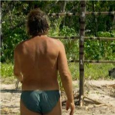 WHY????????????? Tarzan's poopy pants. Again.