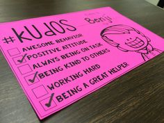 Promoting positive student behavior is important in the classroom. Here are a few ideas to reward students when they are doing positive things. Behavior Rewards, Student Behavior, Classroom Behavior, Behavior Management, Classroom Management, Behavior Charts, Class Management, First Grade Classroom, Classroom Community