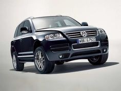 Volkswagen Touareg V6 TDI Exclusive Edition 2006 - Front Angle View