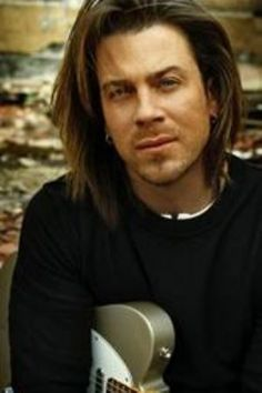 """Christian Kane - This isn't really a """"I think"""", this is a """"I definitely have a crush"""""""