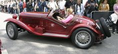Alfa Romeo 6C 1750 GS Touring 'Flying Star' Spider - Google Search