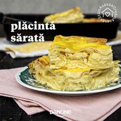 PLACINTA CU IAURT GRECESC SI BRANZA SARATA   Diva in bucatarie Apple Pie, Peanut Butter, Cabbage, Picnic, Cookies, Vegetables, Desserts, Orice, Food