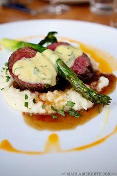 Filet Mignon at Telluride Bistro | FamilyFreshCooking.com #travel #colorado