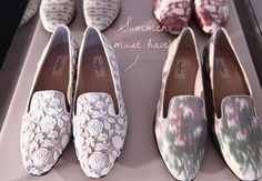 valentino SS12 couture loafer. MUST have