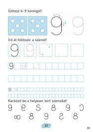 """Képtalálat a következőre: """"számvázoló mozaik"""" Preschool Math, Kindergarten Worksheets, Alphabet, Numbers, Activities, Writing, Learning, Infant Activities, Fine Motor"""