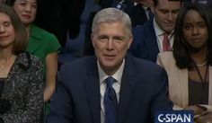 60 Pro-Life groups ask Senate to #ConfirmGorsuch!