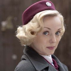 Call the Midwife - BBC. LOVE these retro hairstyles on this show!