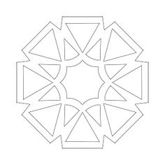would be a good pattern for Sashiko? Doodle Designs, Doodle Patterns, Zentangle Patterns, Mosaic Patterns, Coloring Books, Coloring Pages, Doodles Zentangles, Zen Doodle, Mandala Coloring