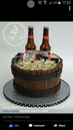 Beer & bucket