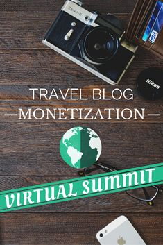 Monetize Your Travel