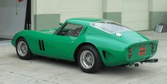 Ferrari-GTO 250 - Clear Bra Installation using #XPEL Ultimate Paint Protection Film - Custom installation.