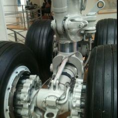 Concorde Landing Gear