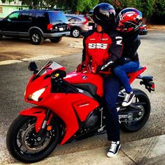 Ride Together Stay Together bu sır Bike Couple, Motorcycle Couple, Motorcycle Gear, Motocross Love, Motocross Girls, Motorbike Girl, Quad, Pretty Girl Swag, Dirtbikes