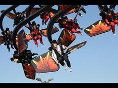 Video Flying Ninjago: Erstflug der Weltneuheit von Legoland Deutschland   http://youtu.be/t6ilB7c6Wiw