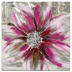 """Résultat de recherche d'images pour """"peinture fleurs acrylique"""""""