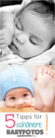 Baby Fotoshooting selbst gemacht – 5 Babyfotografie Tipps!