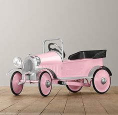 Carriage Pedal Car | Riding Toys | Restoration Hardware Baby & Child