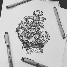 Sketches For New Tattoos - BeatTattoo.com