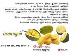Food benefits of Jack fruit