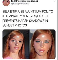 thestudyofmakeupBeen using this trick for years basically use aluminium foil and cover a large book/folder with it and use it to shine some light into your eyes and it illuminates the colour  (bonus: put on front flash, HDR mode and use VSCO filters, my fav is A6!!) my highlight is @makeuprevolution in 'goddess of love'