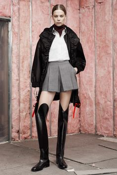 b92db09028a27 Alexander Wang Pre-Fall 2014 Collection Photos - Vogue Automne Hiver 2014,  Prêt À