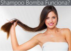 Shampoo Bomba com Monovin A faz o o cabelo crescer?