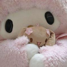 November 08 2019 at Softies, Plushies, Sanrio Characters, My Melody, Kawaii Cute, Kawaii Shop, Kawaii Anime, Pink Aesthetic, Aesthetic Indie