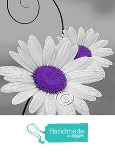 Daisy Right - Purple Floral Wall Art Photography Home Decor Picture Living Room Bedroom from Canvas Wall Art 4 You https://www.amazon.com/dp/B01LHYVR9K/ref=hnd_sw_r_pi_dp_3212xb43PSS6H #handmadeatamazon