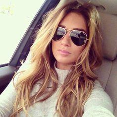 Jess- love the sunglasses