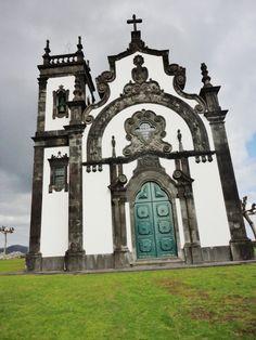 Igreja Mae de Deus, Sao MIguel, Acores (Portugal)  Photo by Solange Fernandes