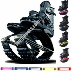 XR3se all black Men & Women's Kangoo Jumps Boots buy order