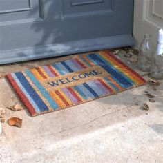 Welcome mat - Cotswald Company